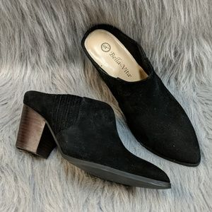 Bella Vita Suede Booties